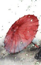 剑客总撑一柄破伞