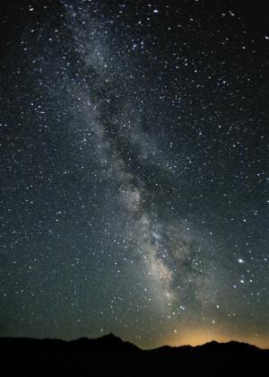 深空的星光