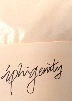 Iphigenity
