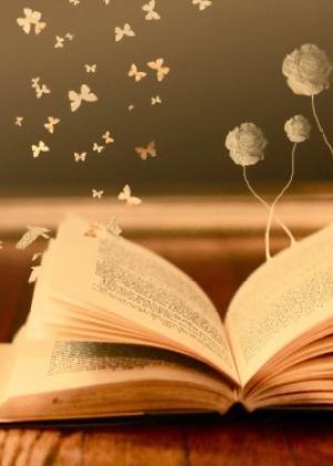 我们在书里互道早安